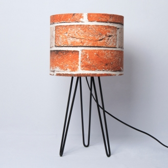 Abajur Brick